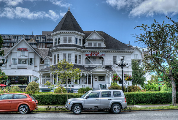 Photo: Gatsby Mansion B&B - Victoria BC Canada