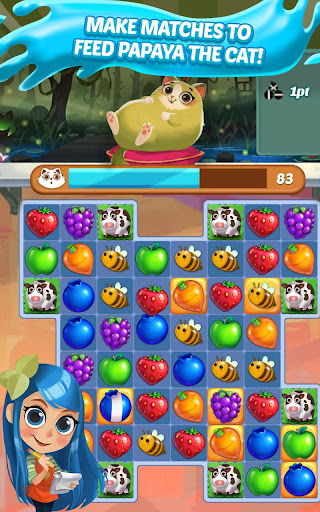 Juice Jam - Puzzle Game & Free Match 3 Games 2.23.7 screenshots 5