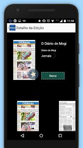 O Diário de Mogi screenshot 1