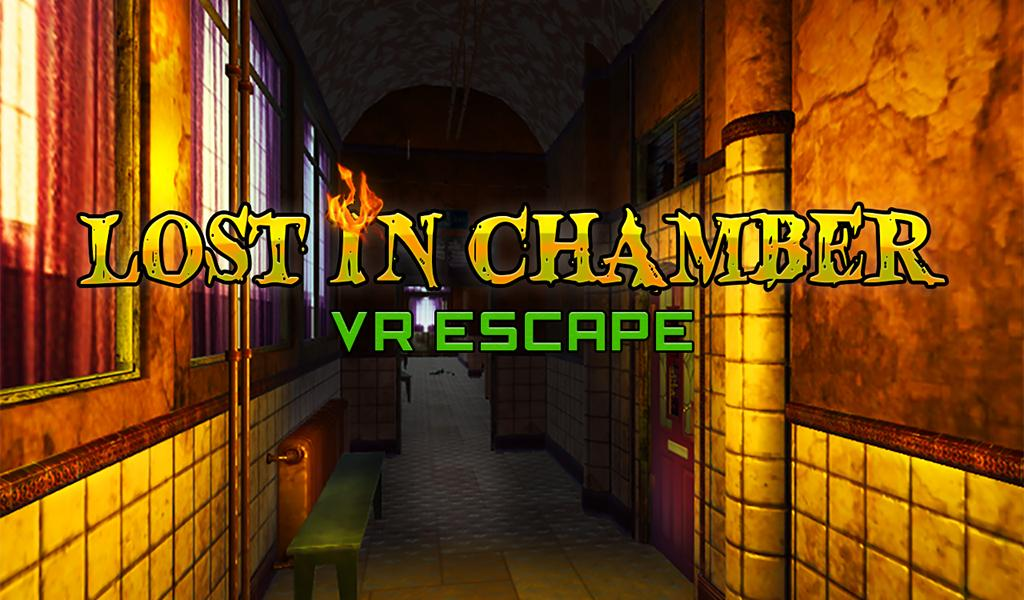 Lost In Chamber VR Escape- screenshot