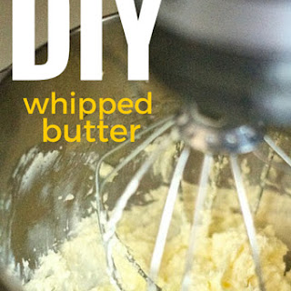 DIY Whipped Butter