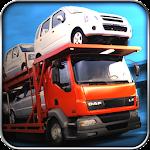 Car Transport Trailer Truck 3D 1.0.5 Apk