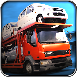 Car Transport Trailer Truck 3D for PC and MAC