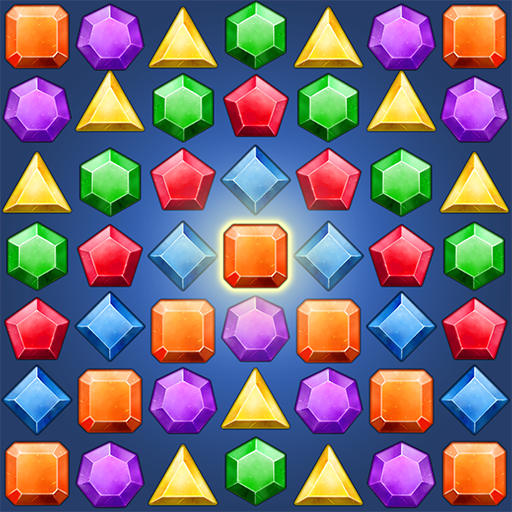 Jewelry Match Puzzle Icon