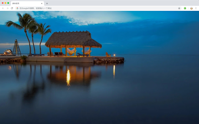Man-made scenery HD New tabs Themes