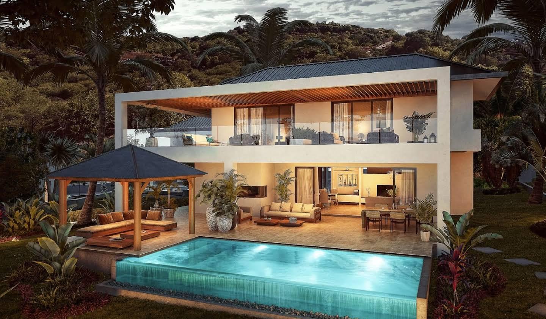 Villa avec piscine Rivière Noire