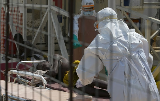 Ebola now contained in a small area of eastern DRC
