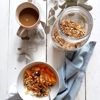 One-Bowl 6-Ingredient Homemade Granola (the Only Recipe You'Ll Need!) Recipe