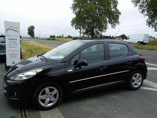 Peugeot 207 D4OCCASION 0 PETIT PRIX SUR CERGY PONTOISE