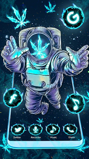 Galaxy, Space, Weed Themes & Live Wallpapers Apk by 2019