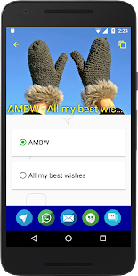 Pick Text Pro for WhatsApp - náhled