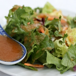 Japanese Ginger Salad Dressing