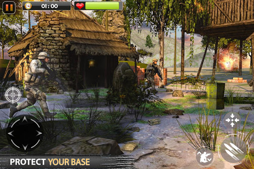 Real Commando Secret Mission - Free Shooting Games  screenshots 11