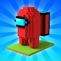 Tower Craft 3D - Idle Block Building Game icon