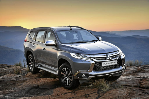 The new Pajero Sport will arrive in SA in September. Picture: QUICKPIC