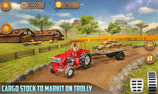 American Real Tractor Organic Farming Simulator 3D apktram screenshots 5