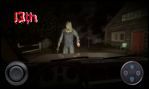 New Friday The 13th Beta guide - náhled