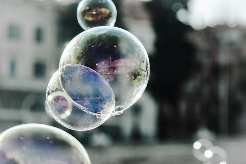 Bubbles  di Salvophotography