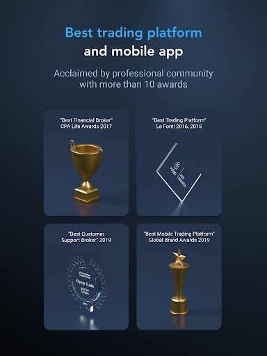 Olymp Trade – Online Trading App screenshot 9