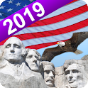 US Citizenship Test App 2019 icon