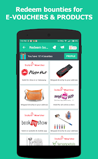 bounty - FREE GIFTS & SHOPPING- screenshot thumbnail
