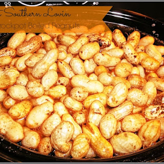 Crockpot Boiled Peanuts