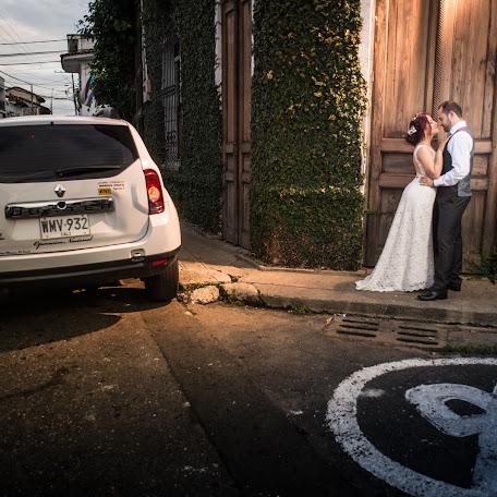 Wedding photographer Andres Salgado (andressalgado1). Photo of 24.11.2016