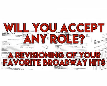 Will You Accept Any Role?
