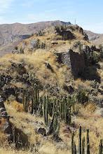 Photo: Construcciones de piedra en la cima II / Soncoquilla Huanca / 18 y 19 de Noviembre (2012) Caylloma