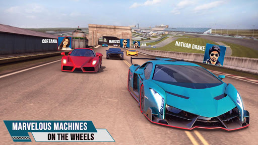 Turbo Drift Race 3d : New Sports Car Racing Games android2mod screenshots 5