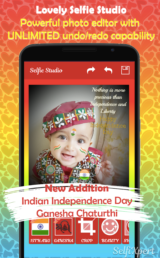SelfiXpert : Camera Image Photo Editor,Get Social!- screenshot