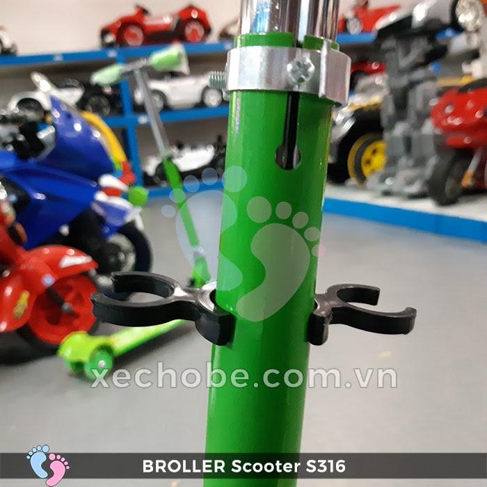Xe trượt Scooter trẻ em Broller S316 9