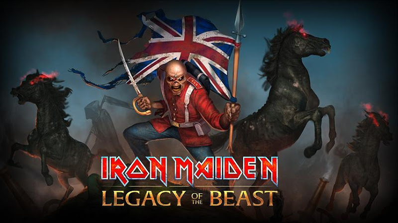 Iron Maiden: Legacy of the Beast Screenshot 0