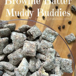 Brownie Batter Muddy Buddies.