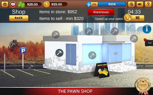Storage Empire: Pawn Shop Wars modavailable screenshots 12