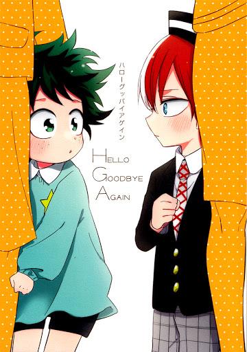 Boku no Hero Academia - Hello Goodbye Again (Doujinshi)