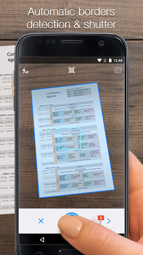 iScanner: Free Portable PDF Scanner App 1.9 screenshots 1