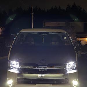 ハイエースワゴン TRH219Wのカスタム事例画像 おやぢさんの2020年03月15日12:52の投稿