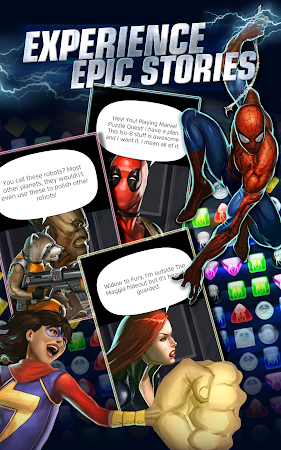 Marvel Puzzle Quest 79.291334 screenshot 4587