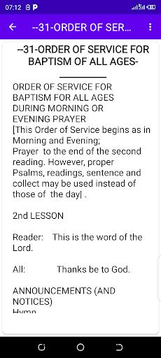 Come and Worship screenshot 4