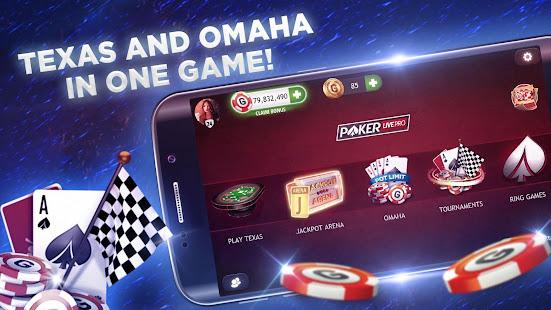 Poker Texas Holdem Live Pro 18