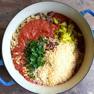 Cheeseburger Soup With Pickles Recipes.