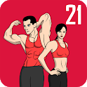 Lose Weight In 21 Days - Home Workout icon