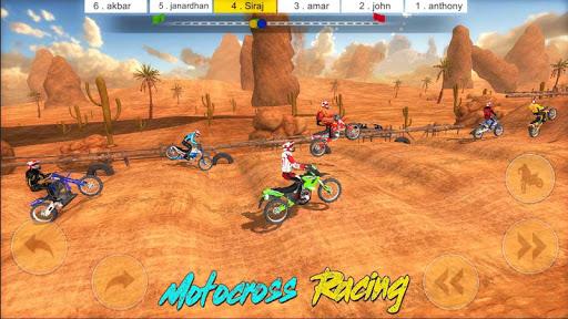 Motocross Racing  astuce 1