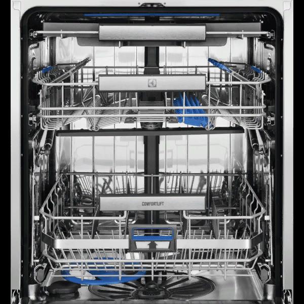 Внутреннее устройство посудомоечной машины Electrolux EEC967300L