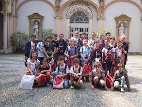 """Photo: 19/05/2015 - Scuola elementare """"Figlie di Carità"""" di Montanaro (To). Classe V unica."""