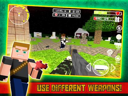 9 Survival Games Block Island App screenshot