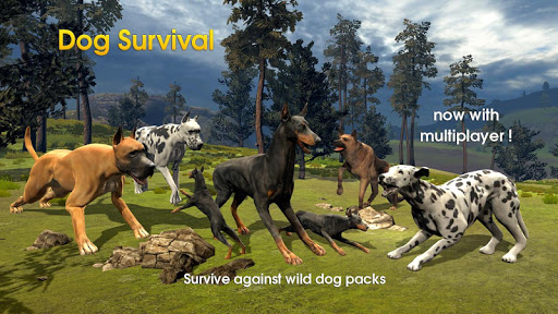 Dog Survival Simulator screenshot 3