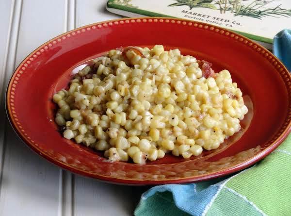Fried Cream Corn
