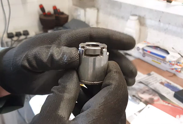 Honda CB750 Clutch Tool DIY Socket.